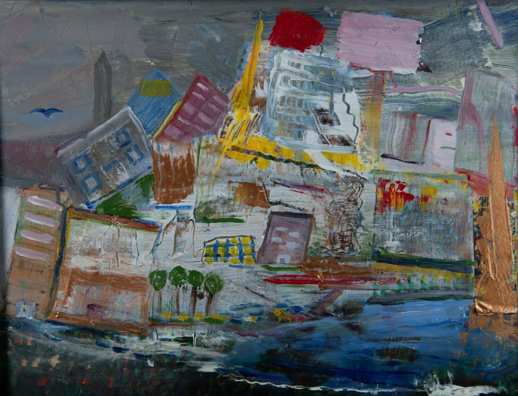 Citylife Painting